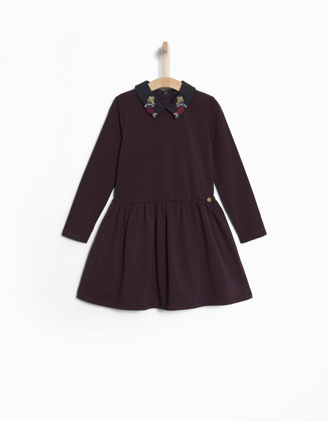 robe ray e fille ikks mode robe automne hiver. Black Bedroom Furniture Sets. Home Design Ideas