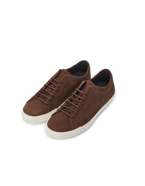 Sneakers camel hombre