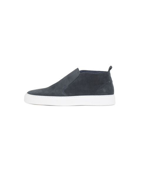 Men's slip-on high-tops