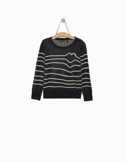 Girls' sailor sweater - IKKS Junior