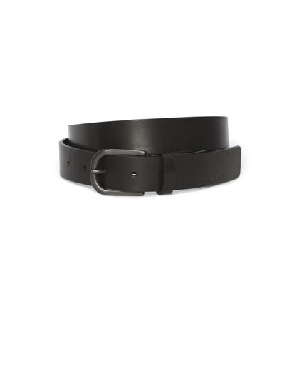 Men's black belt - IKKS Men