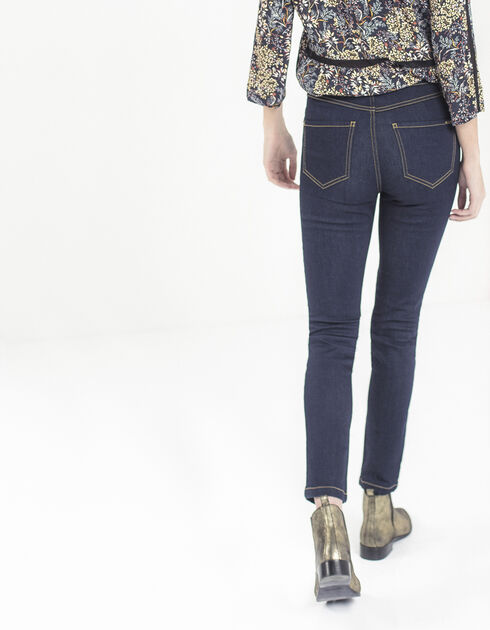 Women's slim-fit jeans
