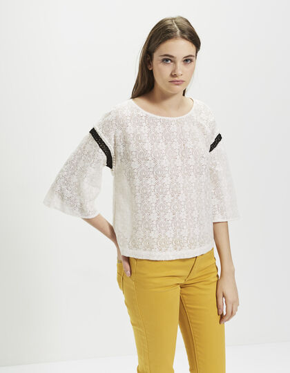 Women's lace top - I.Code
