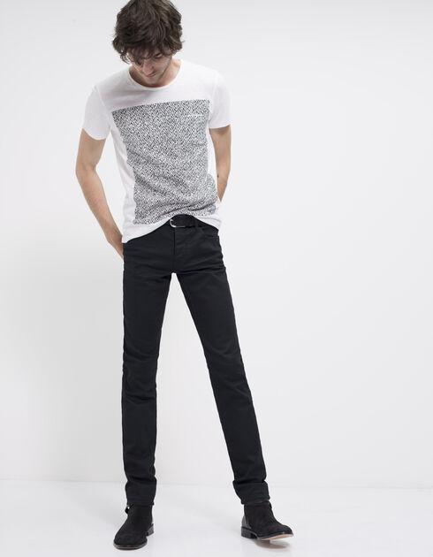 Pantalon slim homme IKKS  Mode ARCHIVE H16 Automne Hiver