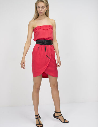 Robe en Tencel® - IKKS Women