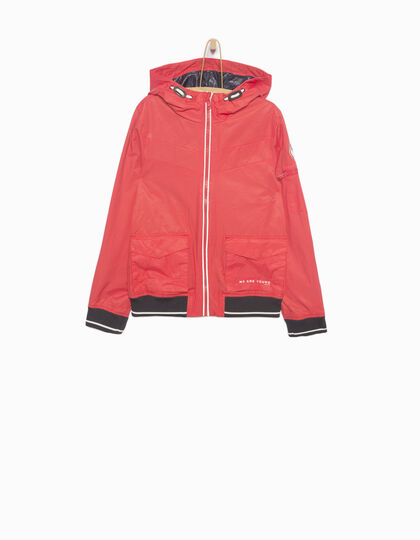 Boys' red jacket - IKKS Junior