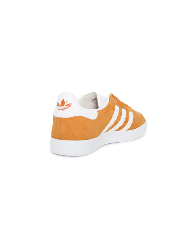 Adidas Womens Gazelle Haze Coral Clear Granite Suede Trainers 8 US