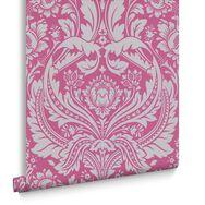 Desire Pink Wallpaper, , large