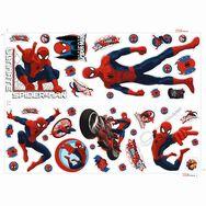 Spiderman Wand-Sticker, , large