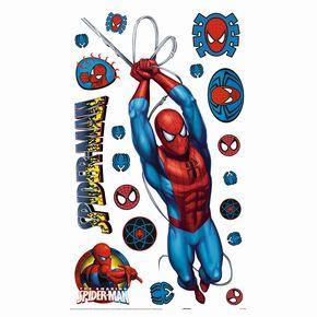 Spiderman große Sticker für die Wand, , large