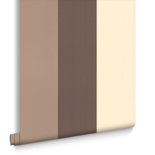 Figaro Brown Wallpaper, , large