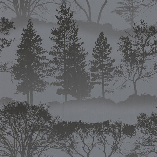 Mirage Charcoal Wallpaper, , large