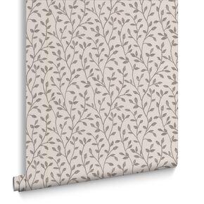 Boho Natural Wallpaper, , large