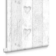 Fresco Plank Love Heart, , large