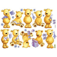Bären Wand-Sticker, , large