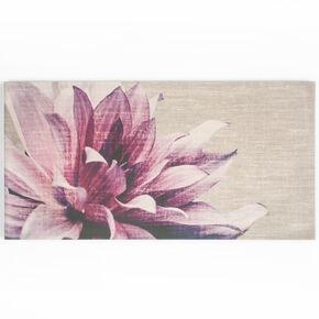 Pink Petals Fabric Canvas, , large