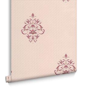 Clemency Ruby Wallpaper, , large