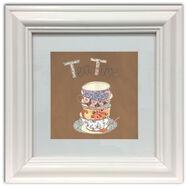Thé pour deux-Déco murale, , large