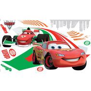Grand sticker mural Cars 2, , large