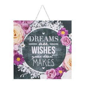 Le tableau rêve et souhaite Toiles imprimées, , large