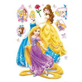 Sticker maxi Princesses, , large