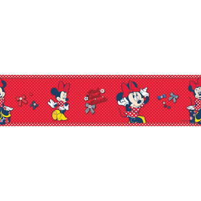 Minnie Mouse mittelgroße Bordüre Rolle, , large