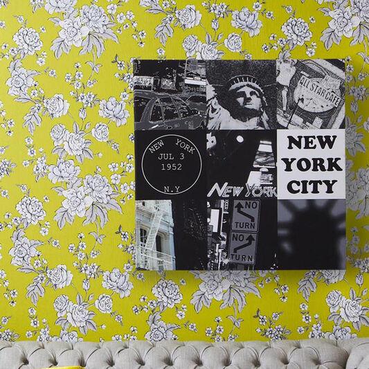 New York City Printed Wall Art, , large