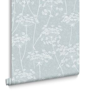 Aura Blue Wallpaper, , large