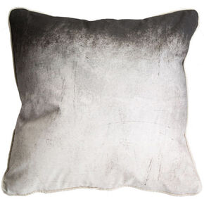 Black Ombre Pillow, , large