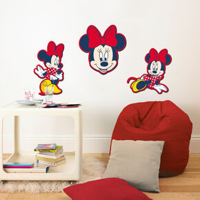 Minnie Mouse Schaumstoffelemente 3 St., , large