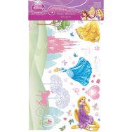 Stickers électrostatique de fenêtre Princesses, , large