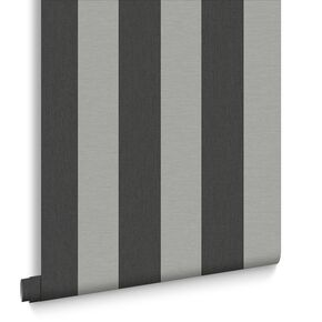 Ariadne Black and Grey Wallpaper, , large