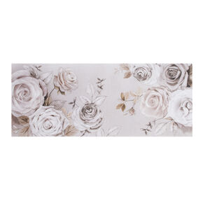 Mixed Media Rose Trail Printed Canvas, , large