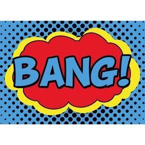 Bang Canvas, , large