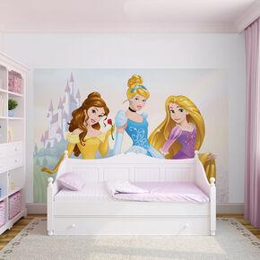 Fresque numérisée - Princesses, , large