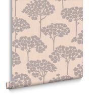 Sherwood Cream Wallpaper, , large