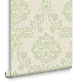 Aurora Green Wallpaper, , large