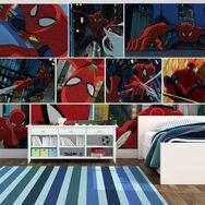 Digitales Wandbild - Spiderman, , large