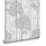 Eternal Grey Wallpaper, , large