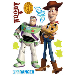 Toy Story – Maxi-Sticker, , large
