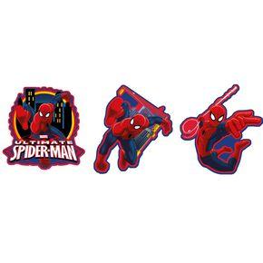 Spiderman Schaumstoffelemente 3 St., , large