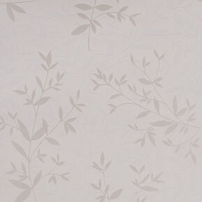 Bijou White and Mica Wallpaper, , large