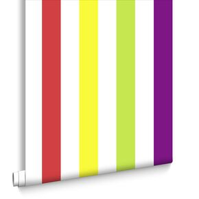 Bright Stripes, , large