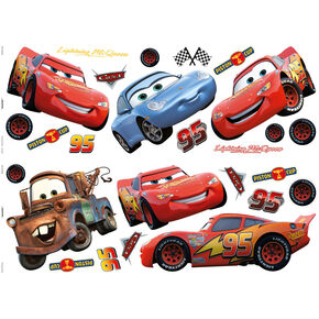 Sticker mural Cars, , large