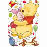 Winnie Puuh Maxi-Sticker, , large