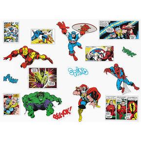 Marvel Comics Wand-Sticker, , large