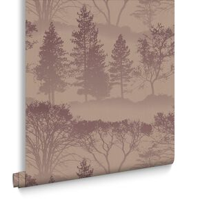Mirage Damson Wallpaper, , large