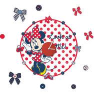 Minnie Mouse Uhren-Sticker, , large