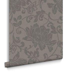 Jacquard Mushroom Wallpaper, , large