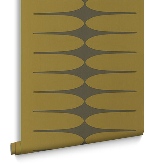 Do The Stretch Mustard Wallpaper, , large